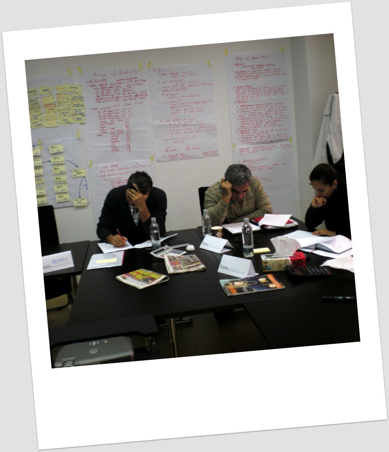 Sala Training Axioma Solutions \